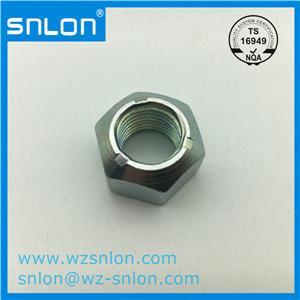 Din985 Carbon Steel Hex Lock Nut
