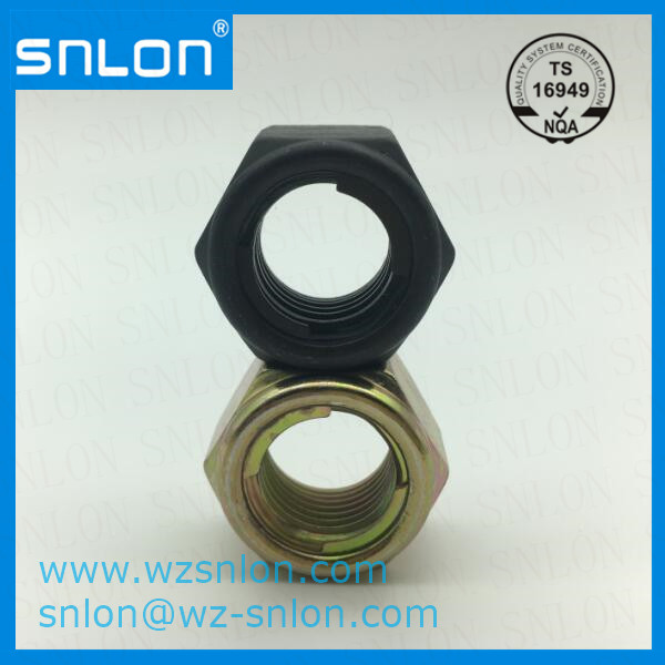 Asme Locking Strips Hex Lock Nut