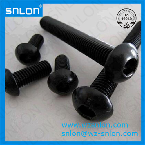 Iso7380 Hexagon Socket Button Head Screw Manufacturers, Iso7380 Hexagon Socket Button Head Screw Factory, Supply Iso7380 Hexagon Socket Button Head Screw