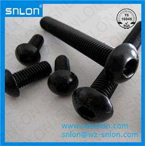 Iso7380 Hexagon Socket Button Head Screw