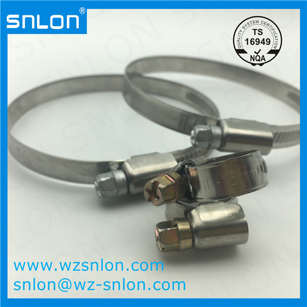 Stainless And Carbon Steel Hose Clamp Manufacturers, Stainless And Carbon Steel Hose Clamp Factory, Supply Stainless And Carbon Steel Hose Clamp