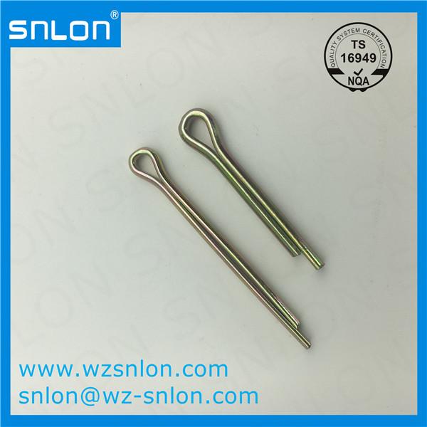 Din En Iso 1234 Cotter Pins Split Pin Manufacturers, Din En Iso 1234 Cotter Pins Split Pin Factory, Supply Din En Iso 1234 Cotter Pins Split Pin