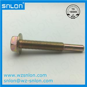 Non-standard Flange Bolt for Auto Parts