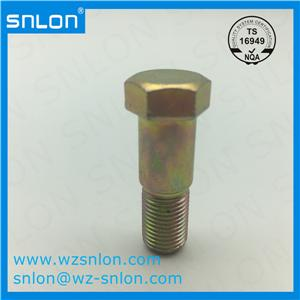 Customized Machining Rod Hex Bolt