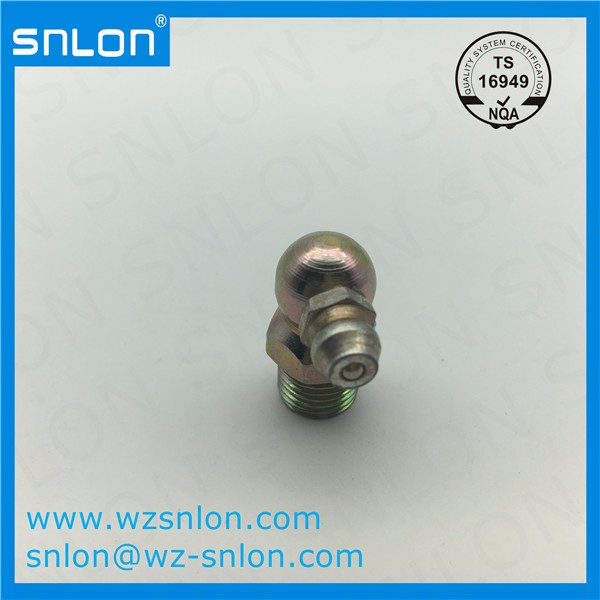 Grease Fitting Nozzle 90 Degree For Auto Parts