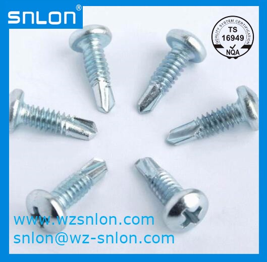 Pan Head Self-drilling Tapping Screw