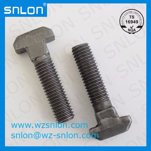 T Head Bolt Din 186 Manufacturers, T Head Bolt Din 186 Factory, Supply T Head Bolt Din 186