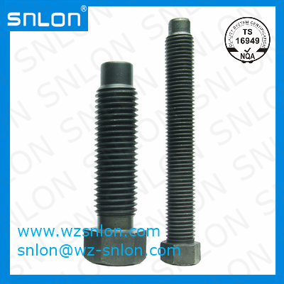 Din561 Hexagon Set Screw With Full Dog Point