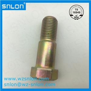 Din609 Hexagon Fit Bolt