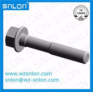 Hexagon Head Flange Bolt With Reduced Shank