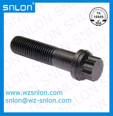 12 Point Flange Bolt