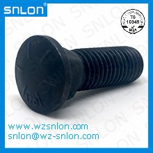 Plow Bolt Manufacturers, Plow Bolt Factory, Supply Plow Bolt