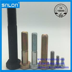 High Tensile High Strength Bolt Hex Bolt for Auto Parts