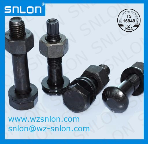High Strength Structural Bolt Manufacturers, High Strength Structural Bolt Factory, Supply High Strength Structural Bolt