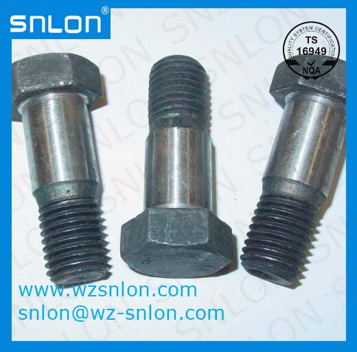 Din610 Hex Fitting Machine Screw