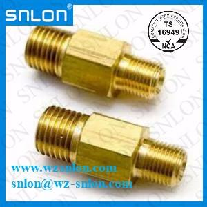 Brass Bolt Cnc Turning Parts