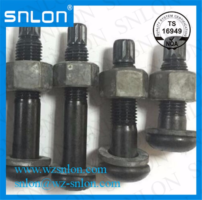 High Strength Tension Control Bolts
