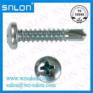 Din 7504n Phillips Pan Head Self-drilling Screw
