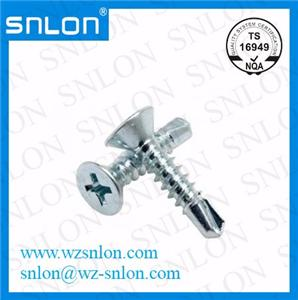 Din 7504p Phillips Countersunk Head Self Drilling Screw