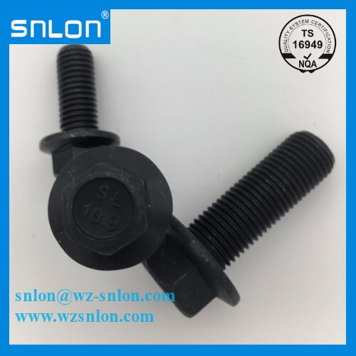 Class 10.9 Flange Bolt For Automotive Standard