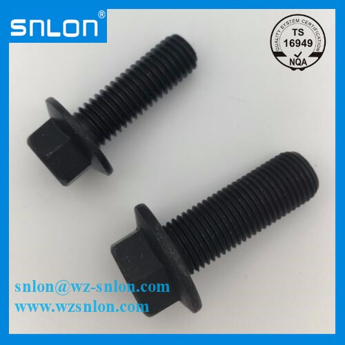 Alloy Steel Flange Bolt Unf