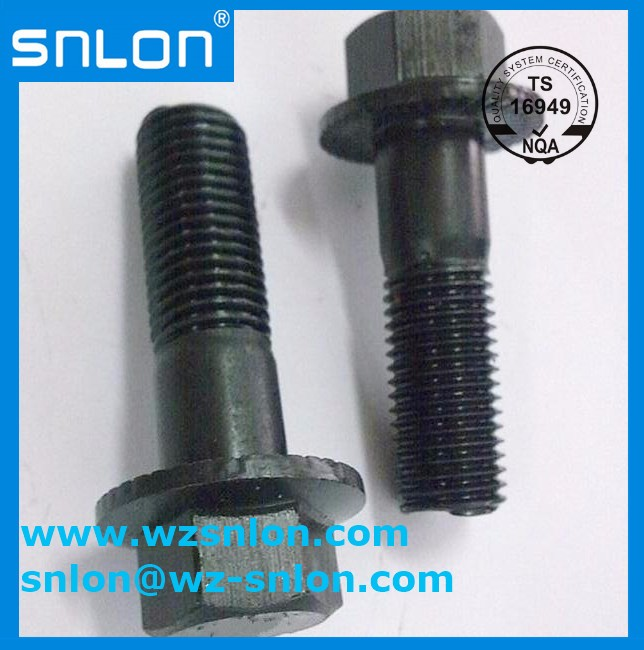 IFI538 Heavy Hex Flange Screws