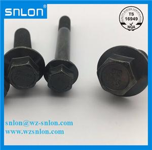 Din En 1665 Hex Bolt With Flange Heavy Series
