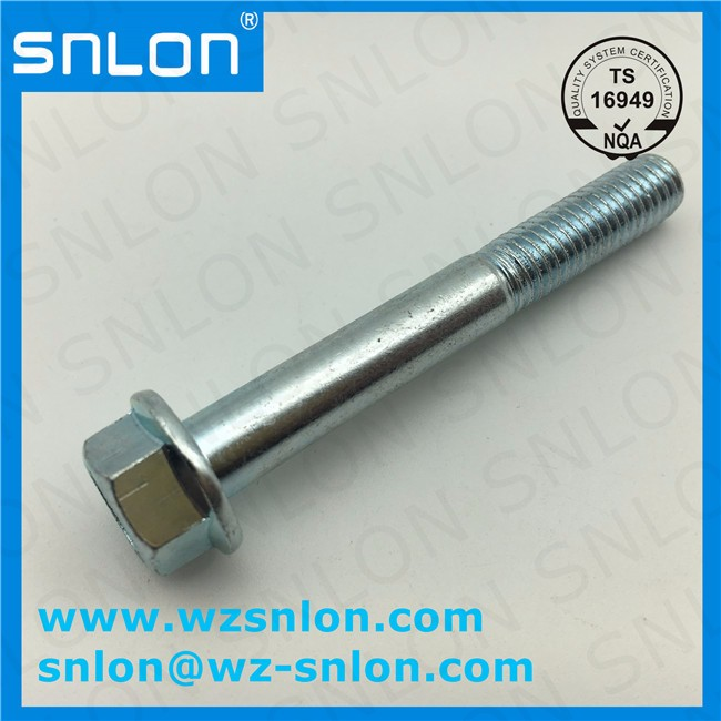 JIS B 1189 Hexagon Flange Screws