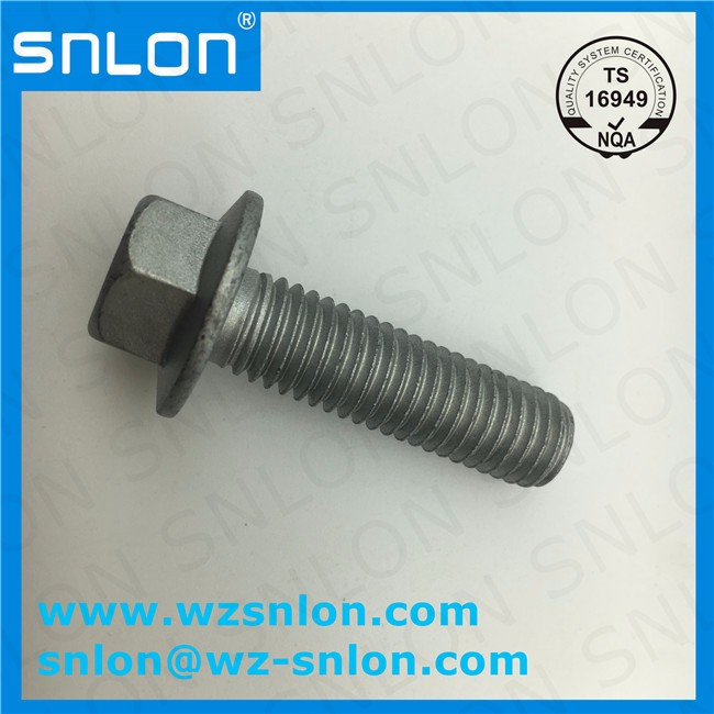 Din En 1665 Hex Flange Screws Heavy Series