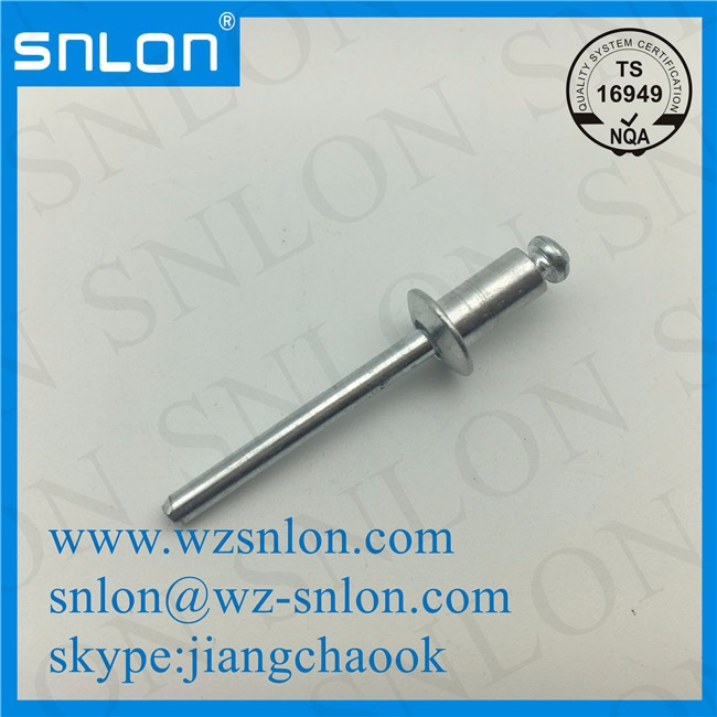 Anodized Aluminum Core Pulling Rivets Manufacturers, Anodized Aluminum Core Pulling Rivets Factory, Supply Anodized Aluminum Core Pulling Rivets