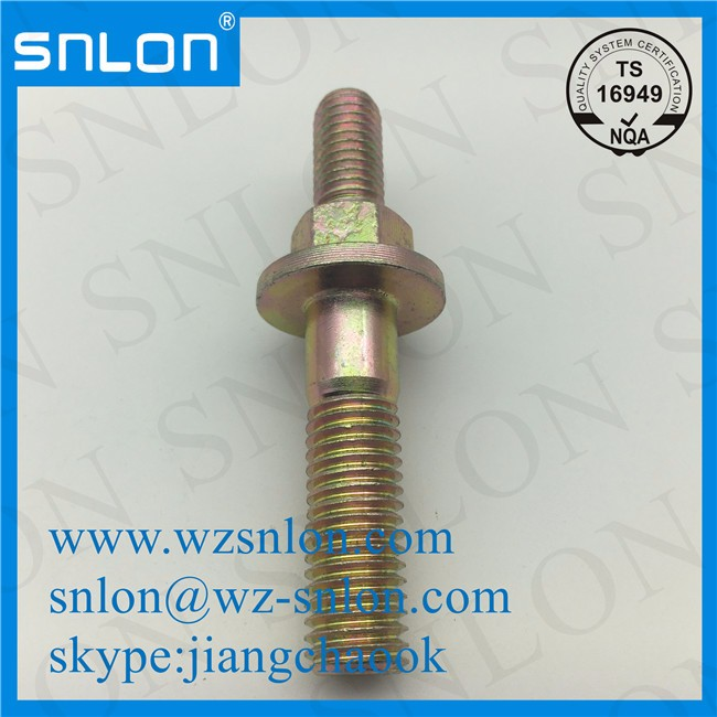 Double Ended Hex Flange Stud