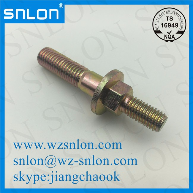 Double Ended Hex Flange Stud Manufacturers, Double Ended Hex Flange Stud Factory, Supply Double Ended Hex Flange Stud