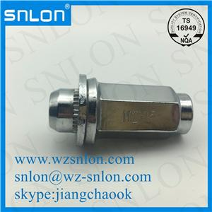 Wheel Nut Locking Lug Nut For Motor