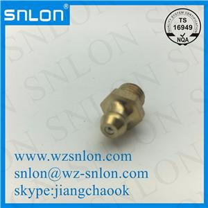 Grease Nipple Fitting Nozzle Straight