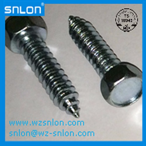 Din 7976 Hex Head Self Tapping Screw