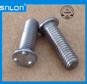 M5 X 20L, Weld Screw, DIN 34817 304 Stainless Steel