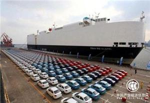 A motor vehicle exports to maintain growth for 6 consecutive months