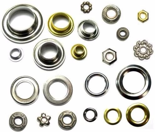 Rivet Washers for Tubular Rivet