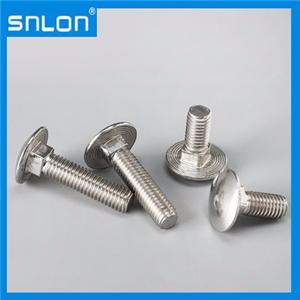 Carriage Bolts StainlessSteel bolts Customized Carriage