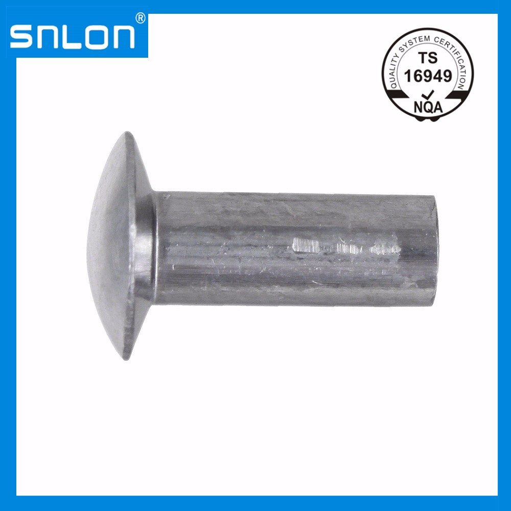 din662 Oval head rivets