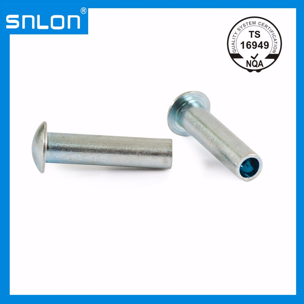 Din6791 Semitubular Pan Head Rivets Manufacturers, Din6791 Semitubular Pan Head Rivets Factory, Supply Din6791 Semitubular Pan Head Rivets