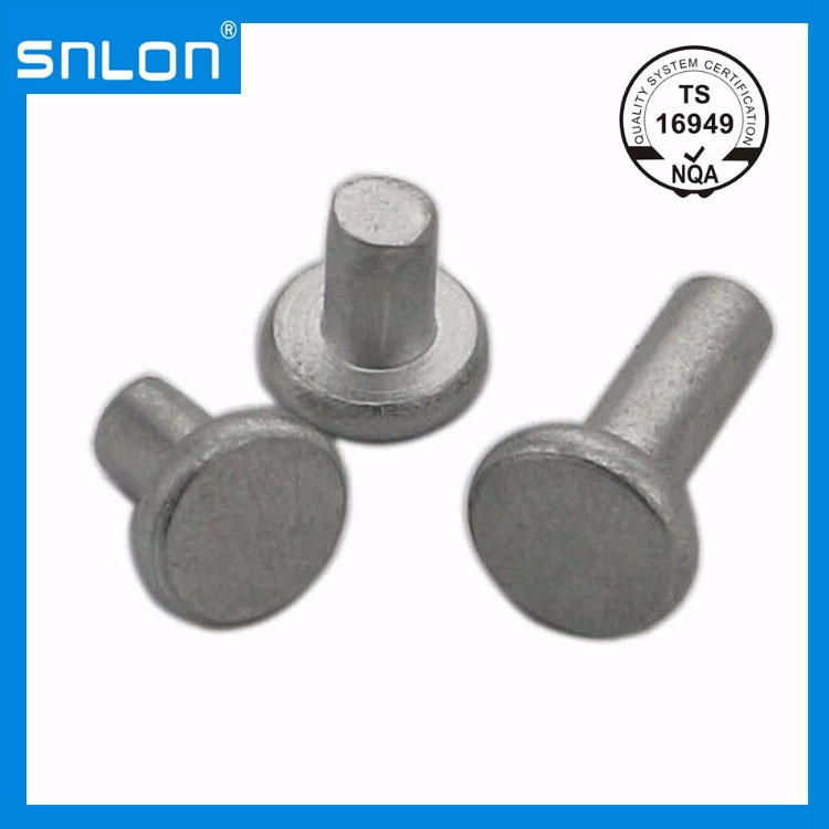 Flat head rivet Manufacturers, Flat head rivet Factory, Supply Flat head rivet