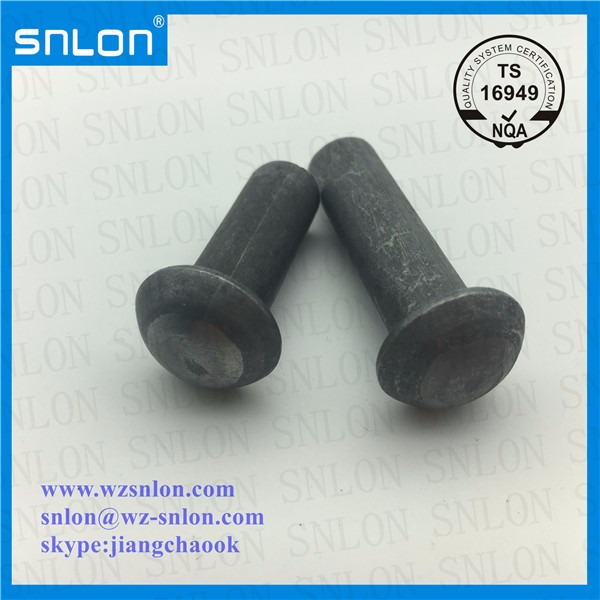 Steel Round Head Rivet Manufacturers, Steel Round Head Rivet Factory, Supply Steel Round Head Rivet