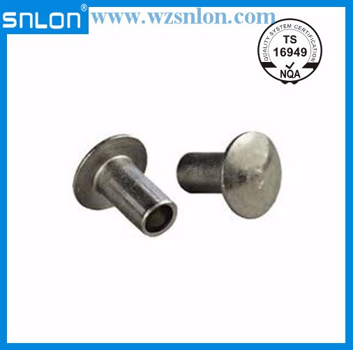 Round Head Semi-tubular Rivet