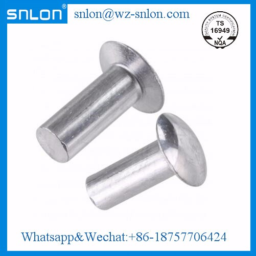 Flat Round Head Rivets