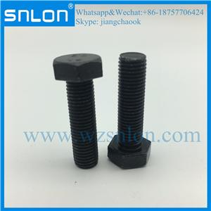 DIN EN ISO4017 High Quality Hex Head Bolt Hex Screw