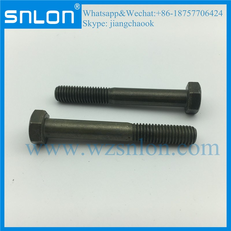 DIN931 Hex Head Bolt Hex Screw