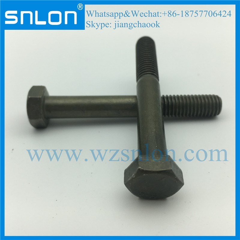 DIN931 Half Threaded Hex Head Bolt Hex Screw