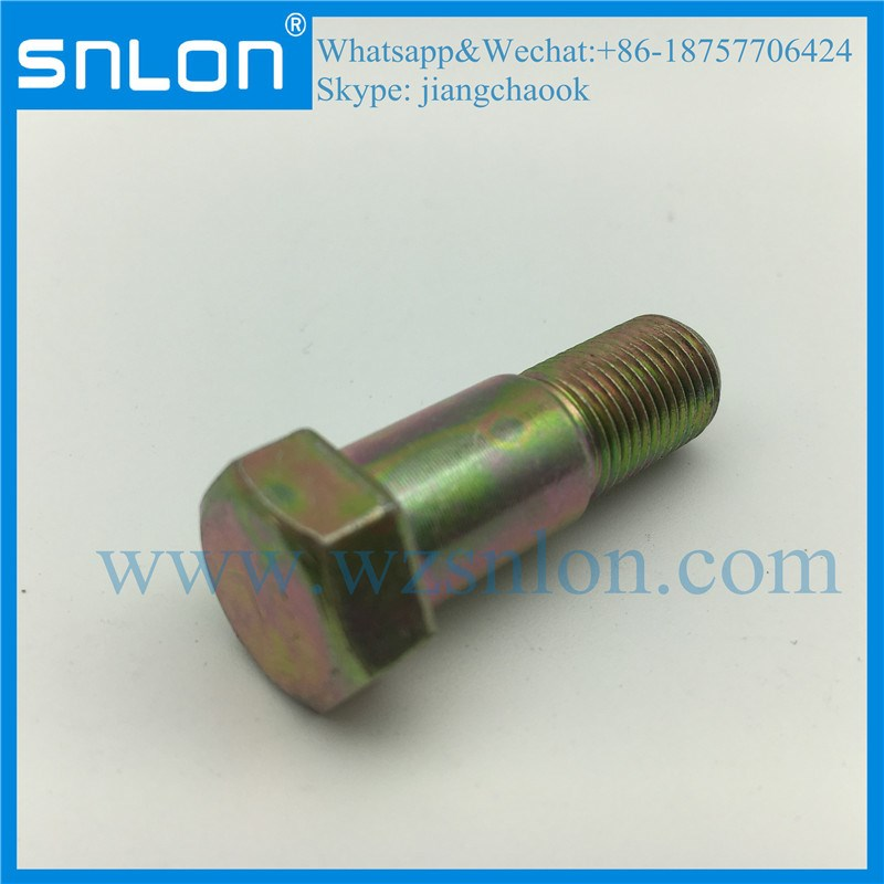 ISO4014 High Strength Hex Bolt Screw for Auto Parts