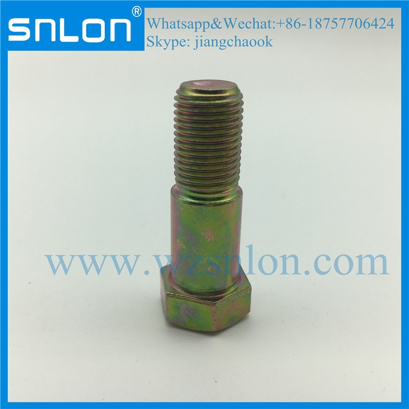 DIN931 Hexagon Head Screw Partially Threaded